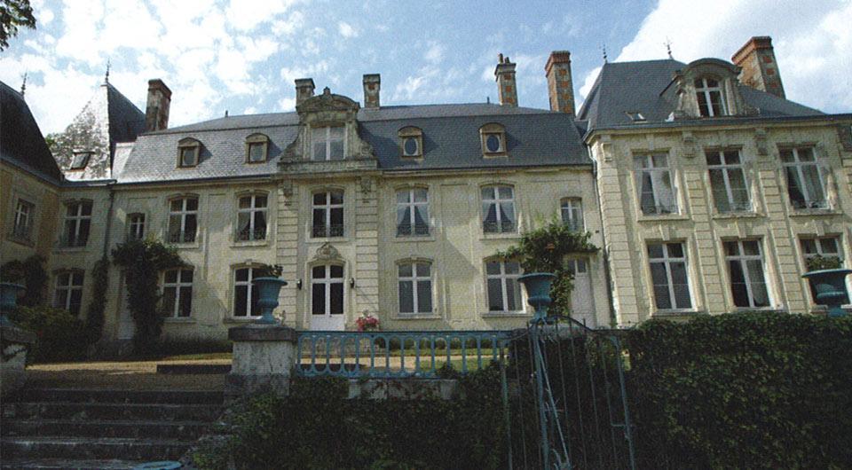 Chambre d 39 hotes en loir et cher chateau proche vend me for Chambre d hote chateau de la loire